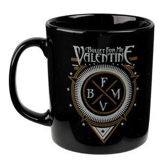 mug Bullet For My Valentine - Emblem - ROCK OFF, ROCK OFF, Bullet For my Valentine