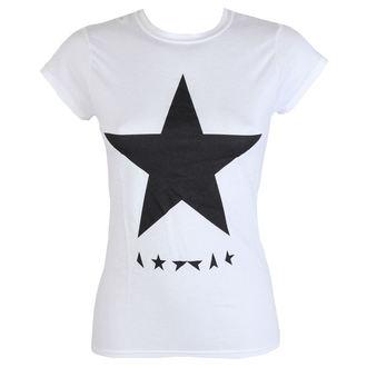t-shirt metal women's David Bowie - Blackstar - ROCK OFF - BOWTS15LW