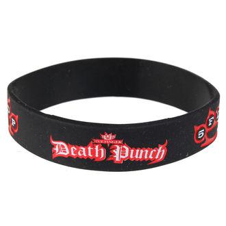bracelet Five Finger Death Punch - Logo - ROCK OFF, ROCK OFF, Five Finger Death Punch