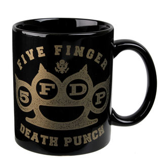cup Five Finger Death Punch - Brass - ROCK OFF, ROCK OFF, Five Finger Death Punch