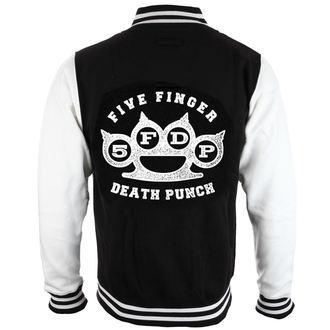 sweatshirt (no hood) men's Five Finger Death Punch - ROCK OFF - ROCK OFF, ROCK OFF, Five Finger Death Punch
