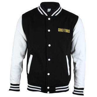 sweatshirt (no hood) men's Guns N' Roses - Circle Logo - ROCK OFF, ROCK OFF, Guns N' Roses