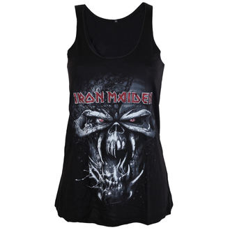top women Iron Maiden - FF Eddie Distressed - ROCK OFF, ROCK OFF, Iron Maiden