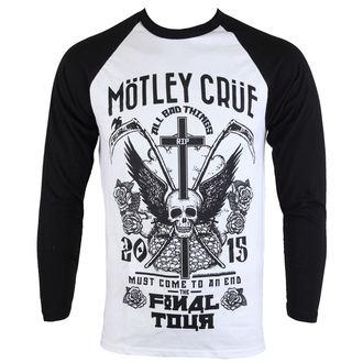t-shirt metal men's Mötley Crüe - Final Tour Tattoo - ROCK OFF, ROCK OFF, Mötley Crüe