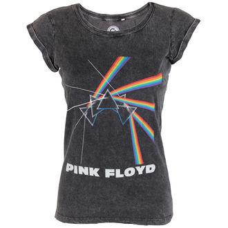 t-shirt metal women's Pink Floyd - Multi Logo Acid - ROCK OFF, ROCK OFF, Pink Floyd