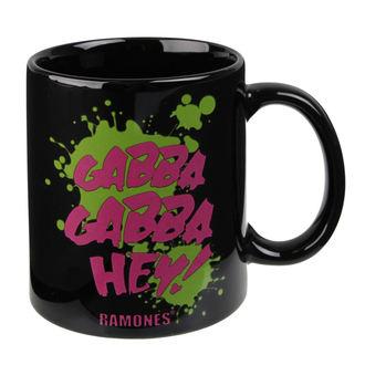 cup Ramones - Gabba Gabba Hey - ROCK OFF, ROCK OFF, Ramones