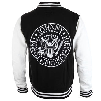 sweatshirt (no hood) men's Ramones - Presidential Seal Varsity - ROCK OFF, ROCK OFF, Ramones