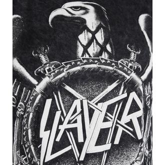 t-shirt metal men's Slayer - Hi Contrast Eagle Puff Print - ROCK OFF, ROCK OFF, Slayer