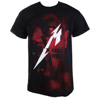 t-shirt metal men's Metallica - Hardwired Jumbo - NNM - RTMTLTSBHAR