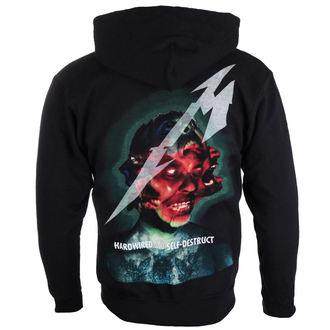 hoodie men's Metallica - Hardwired Album Cover - NNM, NNM, Metallica