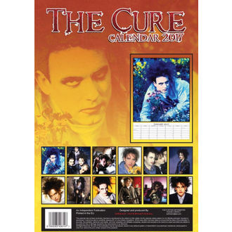 calendar for 2017 - Cure, NNM, Cure