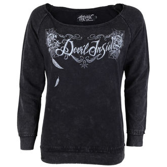 sweatshirt (no hood) women's - Sweat Leger - HYRAW - HY196
