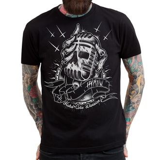 t-shirt hardcore men's - HC Division - HYRAW - HY193