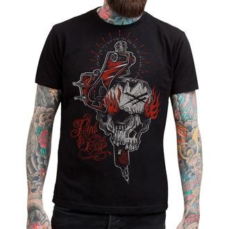 t-shirt hardcore men's - Inked - HYRAW - HY175