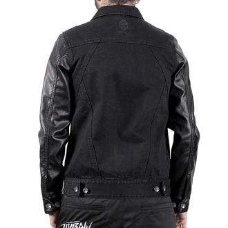 spring/fall jacket men's - Made In Hell Noire - HYRAW, HYRAW