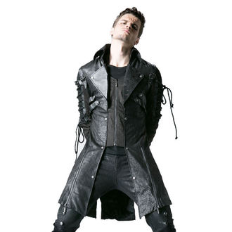 coat men's spring/fall PUNK RAVE - Poisonblack, PUNK RAVE
