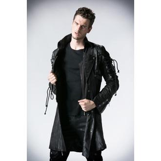coat men's spring/fall PUNK RAVE - Poisonblack - Y-349_B