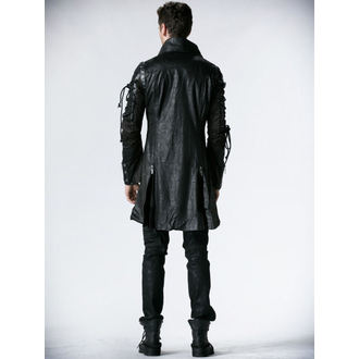 coat men's spring/fall PUNK RAVE - Poisonblack - Y-349_B