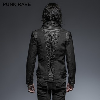 jacket men spring/fall PUNK RAVE - The Malkavian, PUNK RAVE