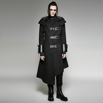 coat men's spring/fall PUNK RAVE - Bestia - Y-679_B