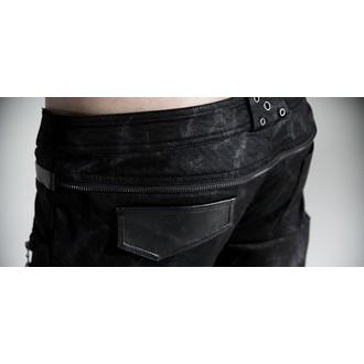 pants women PUNK RAVE - Buckle - K-105_B