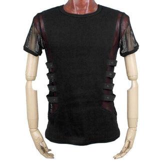 t-shirt men PUNK RAVE - Industrial - T-313_B
