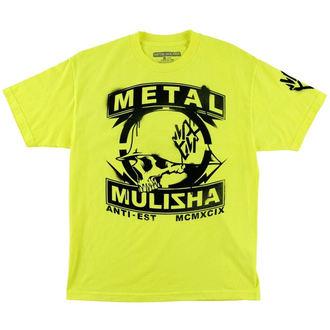 t-shirt street men's - Rattle Day - METAL MULISHA - FA6518003.01_DAY