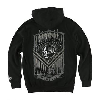 hoodie men's - Smash - METAL MULISHA - FA6522002.01_BLK