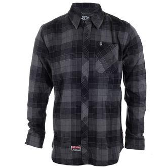 shirt men METAL MULISHA - Stranger - FA6504004.01_HGR