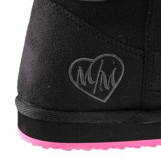 fug boots women's - METAL MULISHA - FA6784001.01_BLK