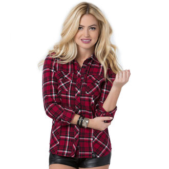 shirt women's with long sleeve METAL MULISHA - Genevieve, METAL MULISHA