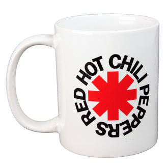 cup RED HOT CHILI PEPPERS - LOGO - BIOWORLD, BIOWORLD, Red Hot Chili Peppers
