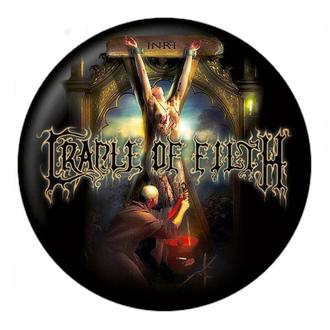 badge Cradle of Filth - Hexen - NUCLEAR BLAST, NUCLEAR BLAST, Cradle of Filth