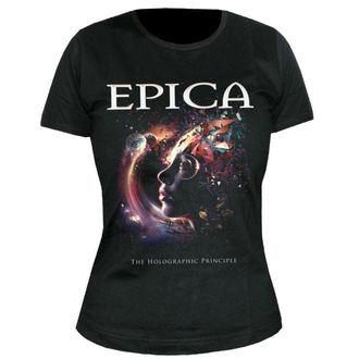 t-shirt metal women's Epica - The holographic principle - NUCLEAR BLAST - 2516_Gr