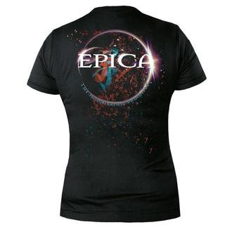 t-shirt metal women's Epica - The holographic principle - NUCLEAR BLAST, NUCLEAR BLAST, Epica