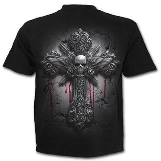 T-Shirt men's - DEAD HAND - SPIRAL - M022M101
