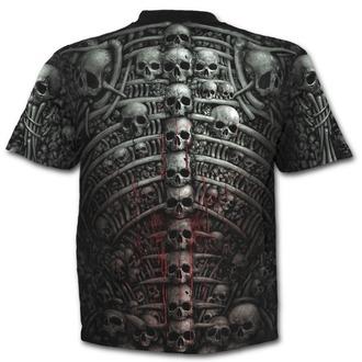 t-shirt men's - DEATH RIBS - SPIRAL - W027M105
