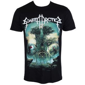 t-shirt metal men's Sonata Arctica - The ninth hour - NUCLEAR BLAST, NUCLEAR BLAST, Sonata Arctica