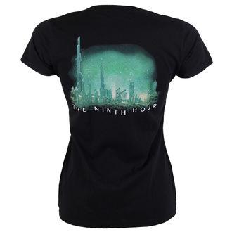 t-shirt metal women's Sonata Arctica - The ninth hour - NUCLEAR BLAST, NUCLEAR BLAST, Sonata Arctica