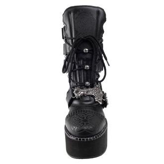wedge boots women's - THOR-VIKING - ALCHEMY GOTHIC, ALCHEMY GOTHIC