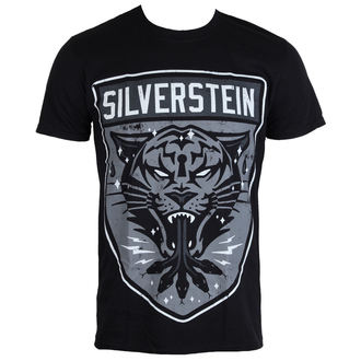 t-shirt metal men's Silverstein - Tiger - PLASTIC HEAD, PLASTIC HEAD, Silverstein