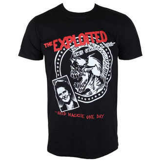t-shirt metal men's Exploited - Let´s Start A War - PLASTIC HEAD, PLASTIC HEAD, Exploited
