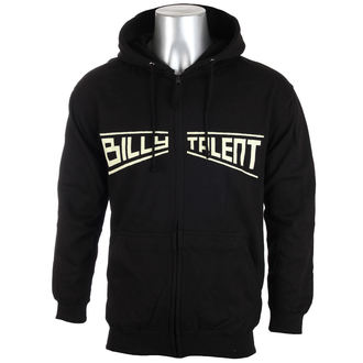 hoodie men's Billy Talent - Louder Than The DJ - PLASTIC HEAD - PH10108HSWZ