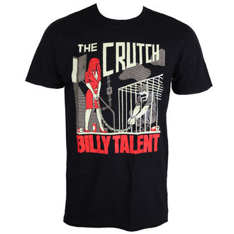t-shirt metal men's Billy Talent - The Crutch - PLASTIC HEAD, PLASTIC HEAD, Billy Talent