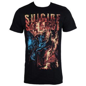 t-shirt metal men's Suicide Silence - Zombie - PLASTIC HEAD, PLASTIC HEAD, Suicide Silence
