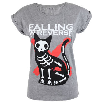 t-shirt metal women's Falling In Reverse - PLASTIC HEAD - PLASTIC HEAD, PLASTIC HEAD, Falling In Reverse