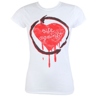 t-shirt metal women's Rise Against - Rough Heart - PLASTIC HEAD, PLASTIC HEAD, Rise Against