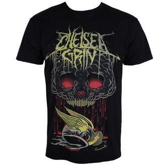 t-shirt metal men's Chelsea Grin - Blood Brain - PLASTIC HEAD, PLASTIC HEAD, Chelsea Grin