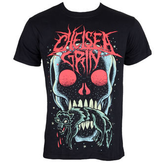 t-shirt metal men's Chelsea Grin - Skull Bite - PLASTIC HEAD, PLASTIC HEAD, Chelsea Grin