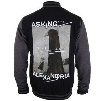 sweatshirt (no hood) men's Asking Alexandria - The Black Original Art - PLASTIC HEAD, PLASTIC HEAD, Asking Alexandria